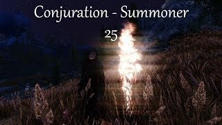 Skyrim - Conjuration - Summoner (Ordinator Exploration) - 25