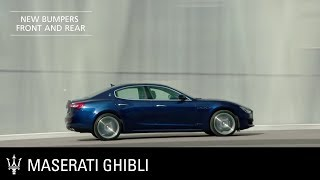 Maserati Ghibli. Features and Options