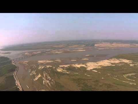 Хуанхэ (Желтая река) Phantom 2 vision +