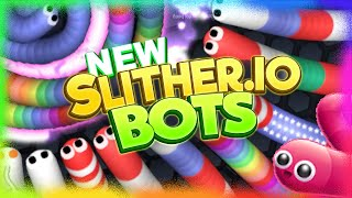 PROOF OF BOTS HACK!! ( Slither.io Tips & Hacks )