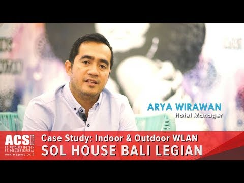 Case Study: SOL House (Indoor & Outdoor WLAN)