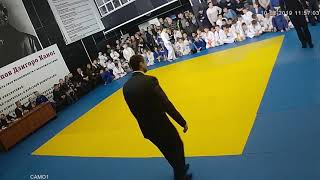 Республиканский турнир по дзюдо в честь Руслякова татами -1