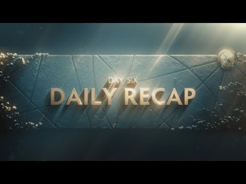 DOTA 2 International 2018 final day recap