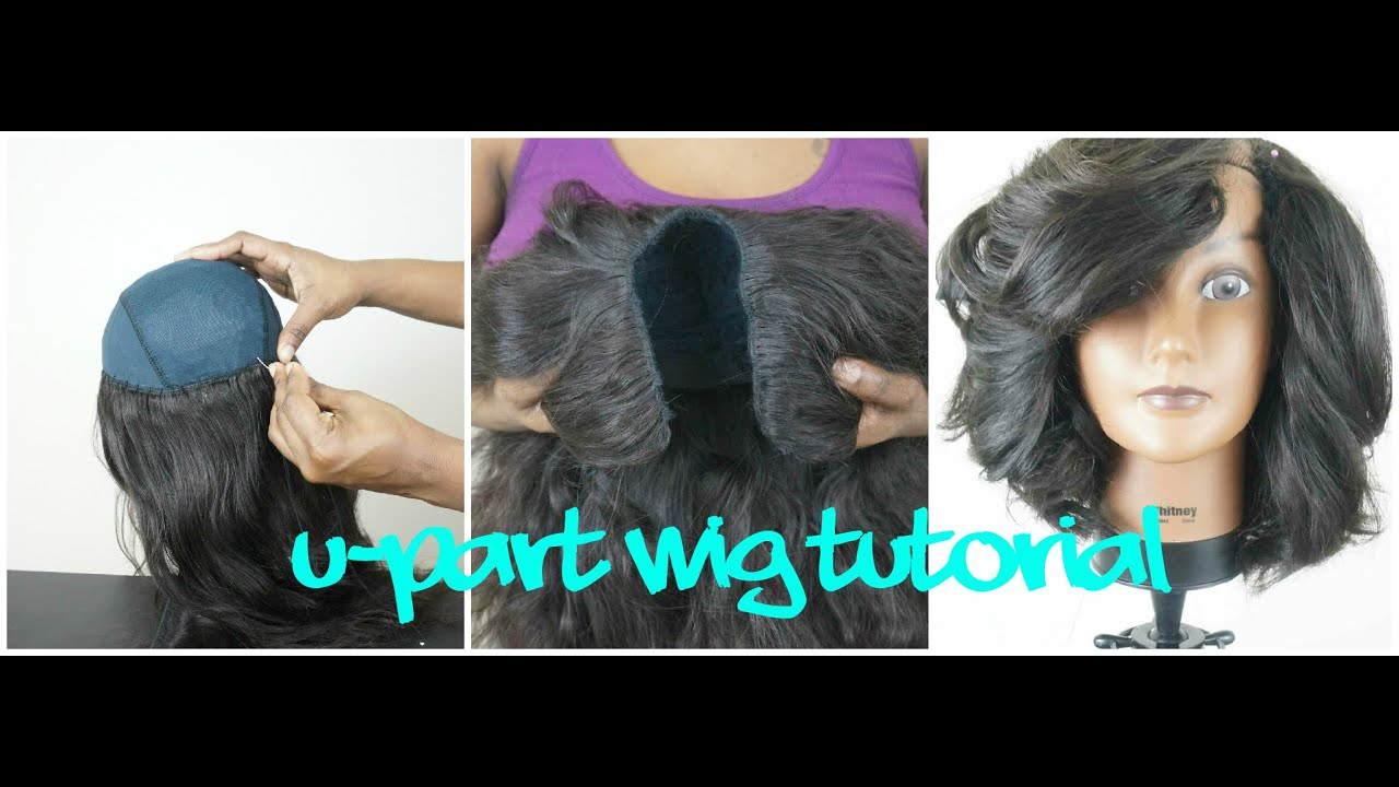 Download Youtube To Mp3 How To Make A U Part Wig Tutorial