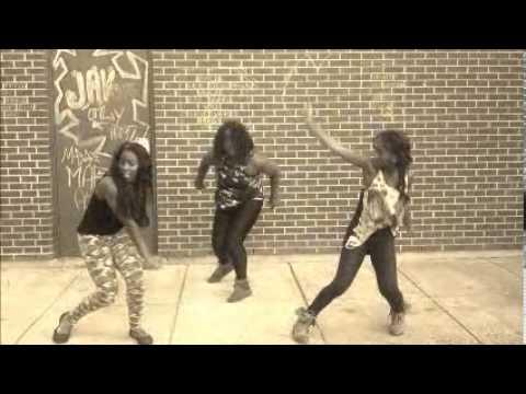 Without Me- Fantasia ft Kelly Rowland & Missy Eliott choreo by Illest Elements