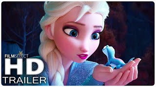 FROZEN 2 Final Trailer (Extended) 2019