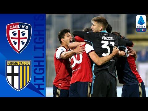 Cagliari Calcio 4-3 FC Parma
