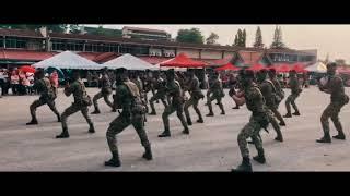 WAR DANCE UPNM (KOMPENI NADIM)   COMMISIONING FEST 2k19