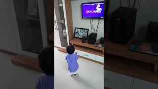 Chu Chu TV 1year old fan..