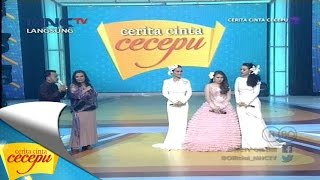 Trio Cecepu Latihan Vokal Sama Mba Bertha - Cerita Cinta Cecepu (3/9)