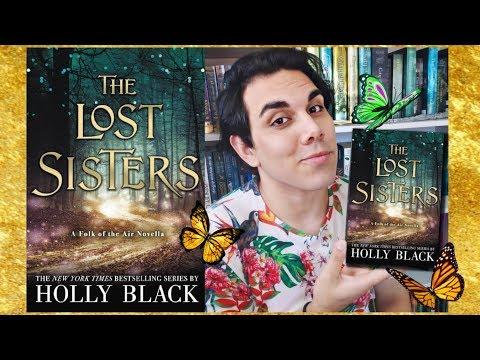 Resenha THE LOST SISTERS | Uma História de O PRÍNCIPE CRUEL | Holly Black