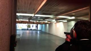 Ozan Yasin Dogan Shooting with Glock G34