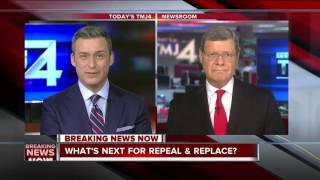 Former WTMJ Radio host Charlie Sykes weighs in on Health Care developments
