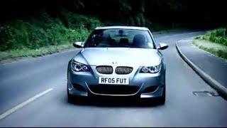 Der BMW M5 im Straßentest Teil 1 | Top Gear | BBC