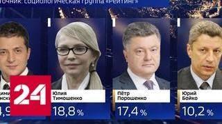 Драки, подлоги, заказные массовки: в своем турне Порошенко не брезгует ничем - Россия 24