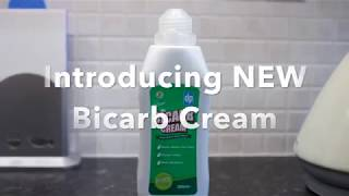 Bicarb Cream - the power of bicarb in a handy cream cleaner