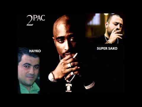 SUPER SAKO –  2 PAC  – HAYKO