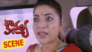 Shwetha Khade Comedy With Phani  Kousalya Movie Scenes