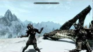 "Skyrim Dance. Mod ""I'll dance for you 2"". How to use. BadApple."