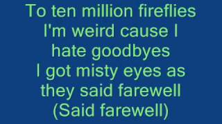 Cheryl Cole Fireflies