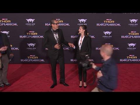 Jeff Goldblum discusses his favorite directors