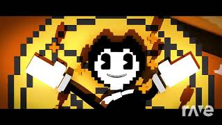 Bendy Dagames The Ink Machine - Cuphead Song   Video & Build Our Machine   RaveDJ