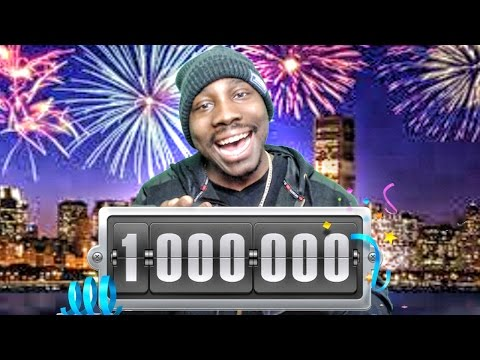 1 MILLION SUBSCRIBERS SPECIAL THANKS VIDEO & SHOUT OUTS!