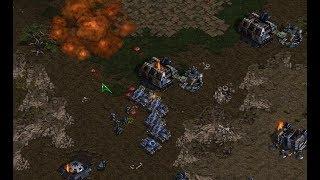 EffOrt (Z) v Flash (T) on Fighting Spirit - StarCraft  - Brood War REMASTERED