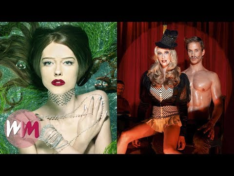 Another Top 10 Most Memorable America's Next Top Model Photoshoots