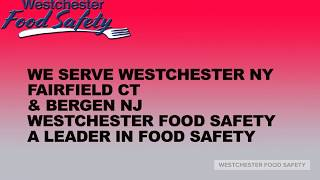 Servsafe Private Group Sessions Food Manager's Safety Westchester Food Safety