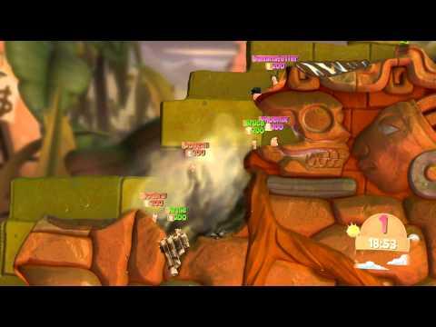 Worms Battlegrounds má datum vydání na PS4 a XO + trailer