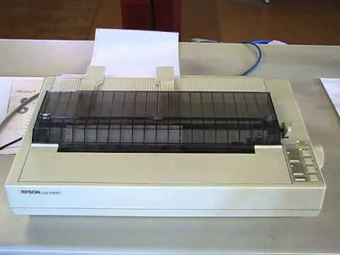 Nadeldrucker Epson LQ 1050