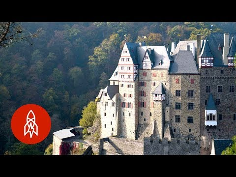 This Private German Castle is a Family Home