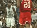 Video: Jerry Stackhouse dunk vs Virginia Tech
