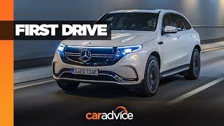 Mercedes-Benz EQC 2019 - dabar
