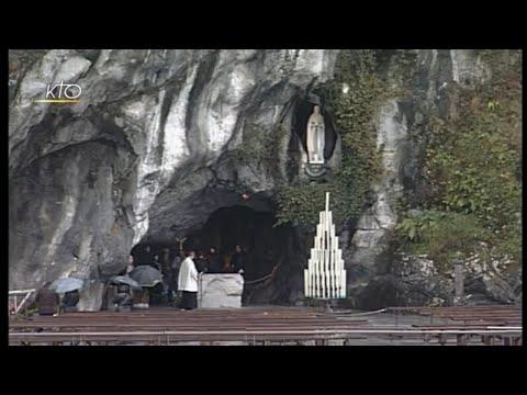Chapelet à Lourdes du 22 janvier 2019