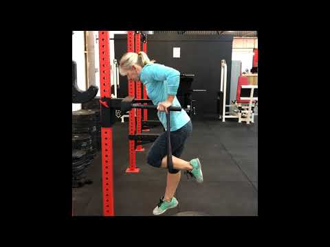 Band Assisted Tricep Dip
