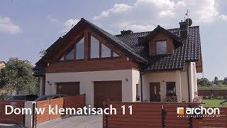 Projekt domu klematisach 11