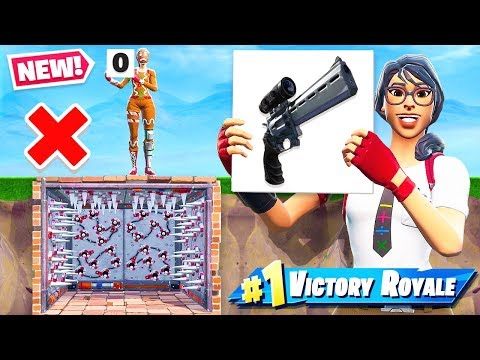 SCOPED PISTOL Parkour  SCORECARD CHALLENGE *NEW* Game Mode In Fortnite Battle Royale Mp3