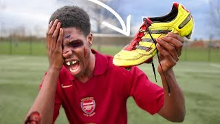 Please DO NOT Buy these Kids Football Boots..