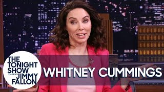 Whitney Cummings Interview Goes Off the Rails w/ Stories of Dog Steroids, IVF Injections (Extended)