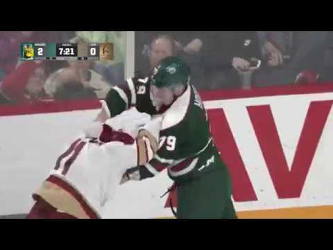 Evan MacKinnon vs Jason Horvath