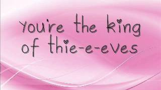 King of Thieves - Christina Grimmie (lyrics)