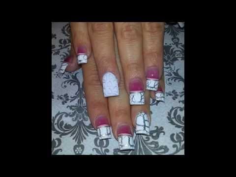 Modele De Unghii Usoare Facute Acasa 6 I Love Cyc Nails Video