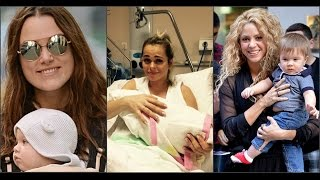 Мамы 2015: Звезды, которые стали мамами в 2015 году
