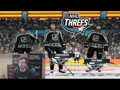 NHL 18 THREES CIRCUIT: PACIFIC CIRCUIT FINAL BOSS