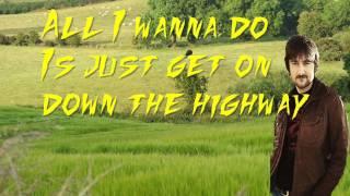 Eric Church- Hungover & Hard Up HD Lyrics (On Screen)