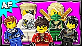 Lego Ninjago Minifigures 2014 Rebooted Nindroids Complete Collection