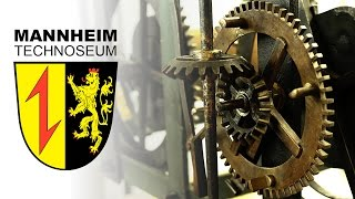preview picture of video 'MANNHEIM. Technoseum.'
