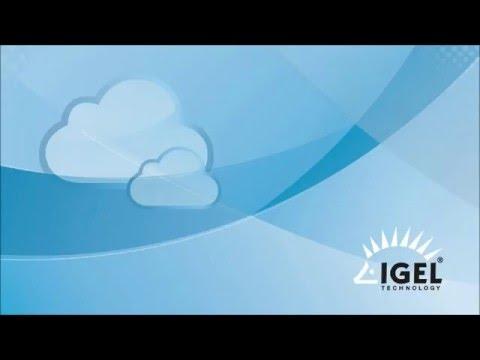 Leistungsfähiger und schicker All-in-one Thin Client: der IGEL UD10